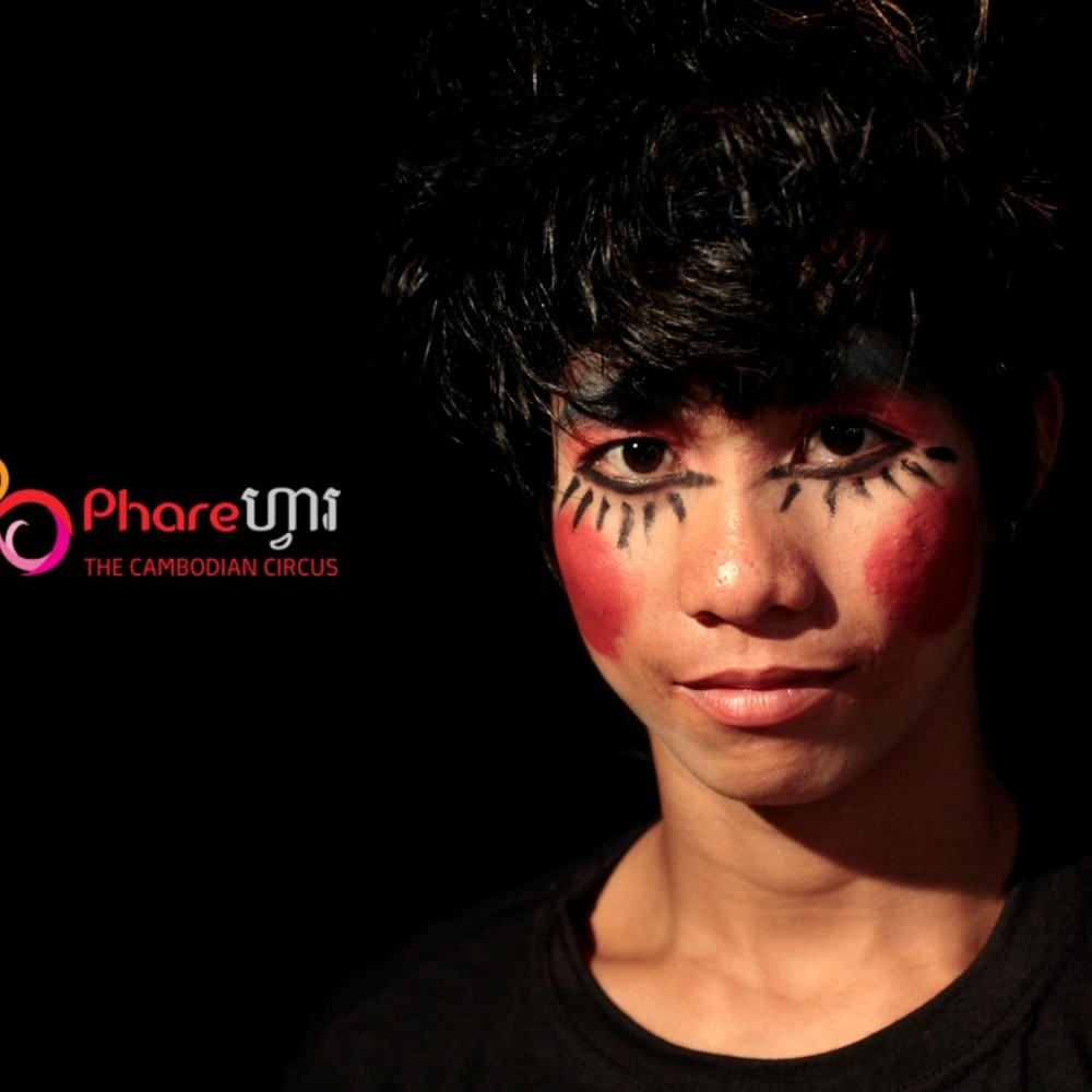Phare, le cirque social cambodgien