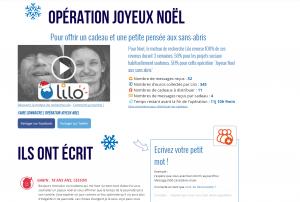 projet noel