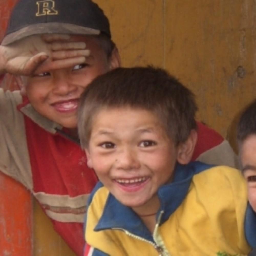 Aider à la reconstruction au Népal