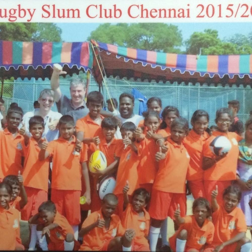 RSC-Rugby Slums Club Chennai