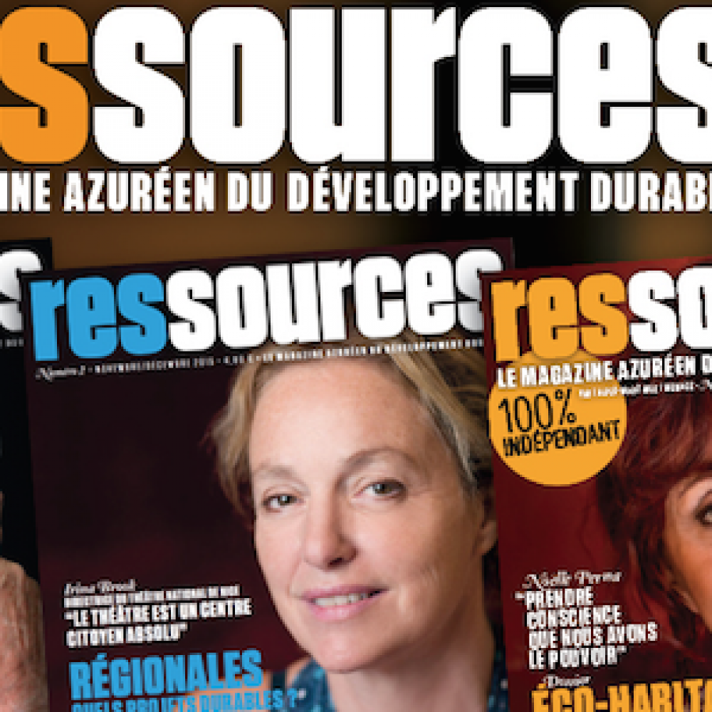 magazine RESSOURCES