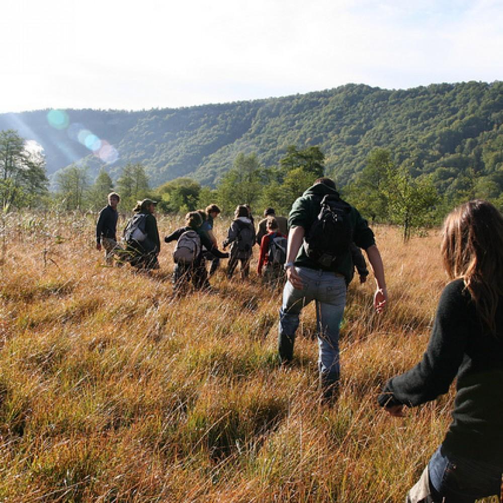 Volontaires pour la Nature