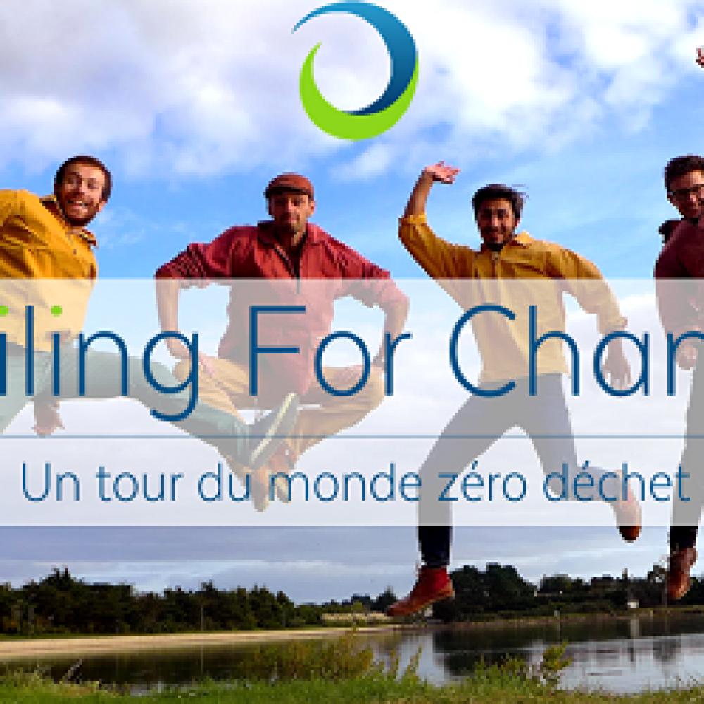 Sailing For Change - Un tour du monde zéro déchet