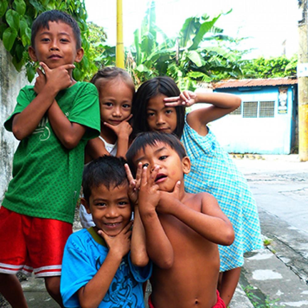 VIRLANIE, pour les enfants des rues