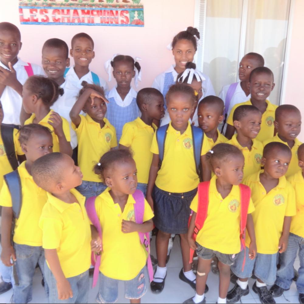 Pour Les Enfants D'Haiti