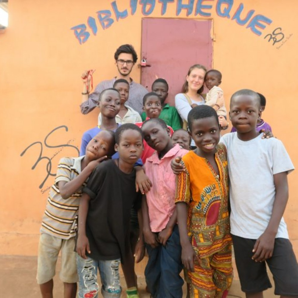 Mission humanitaire au Bénin