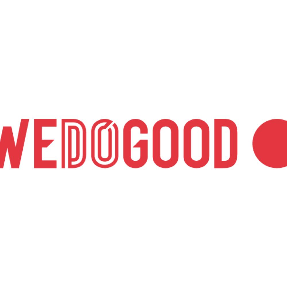 WE DO GOOD