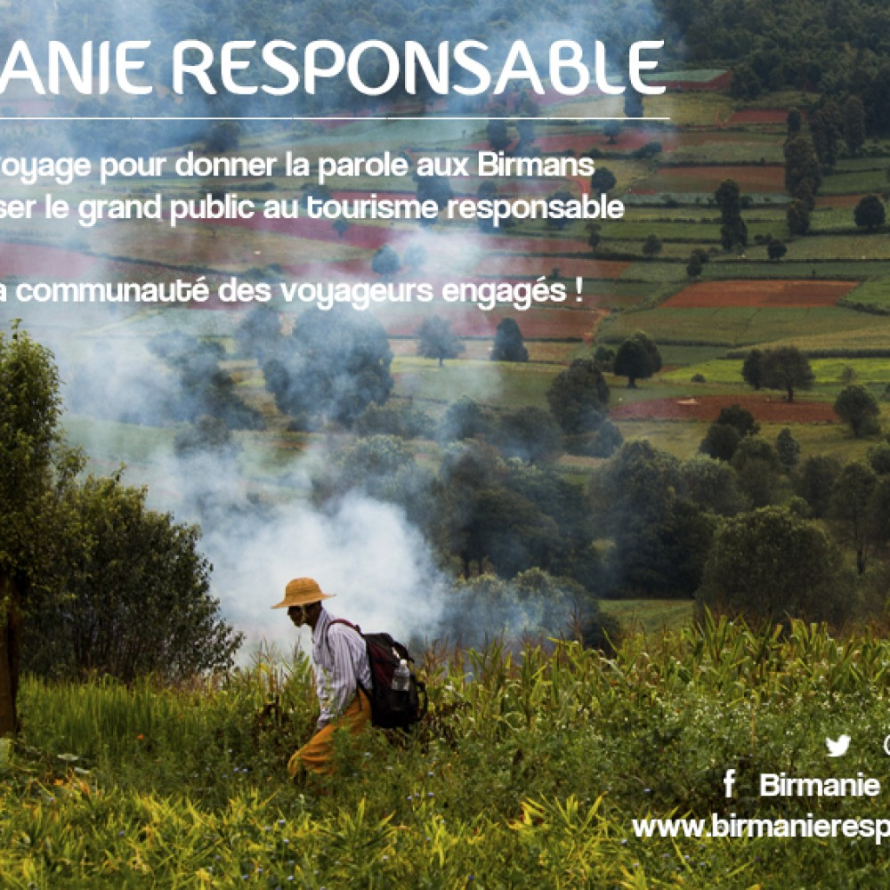 Birmanie Responsable