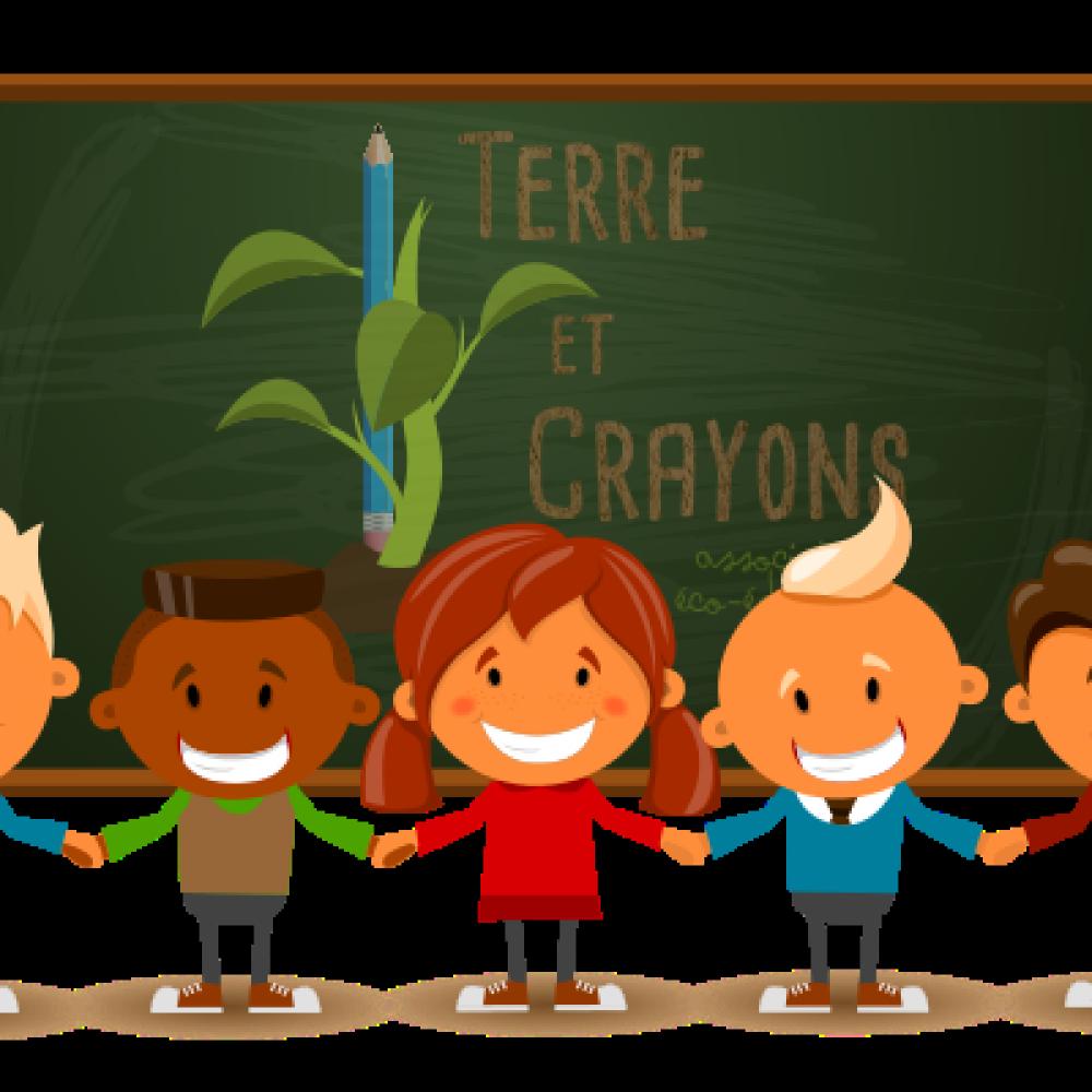 L'école Terre et Crayons