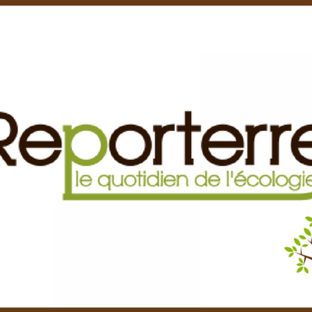 Reporterre, le quotidien de l'écologie