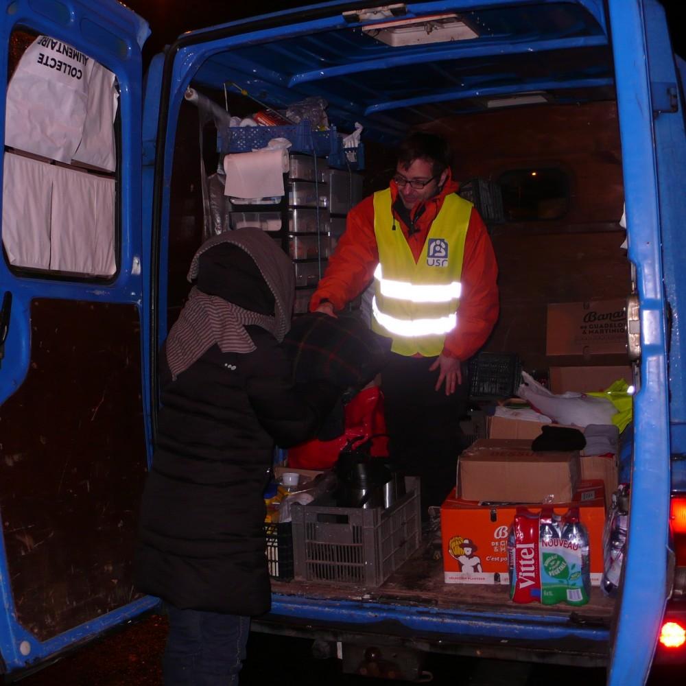 Urgence Social Rue - Soutien aux personnes sans-abri