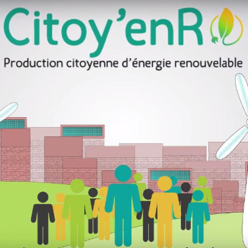 Citoy'enR, l'énergie citoyenne