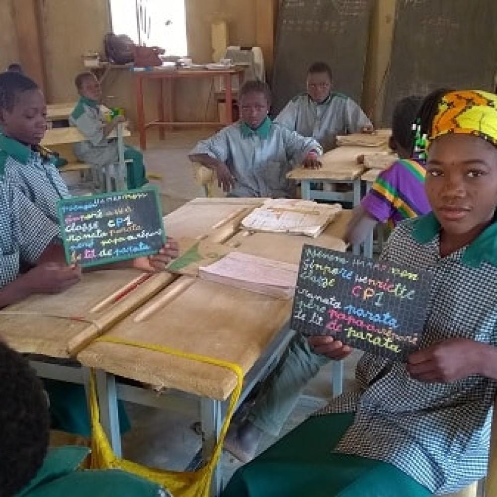 Parrainage au Burkina Faso