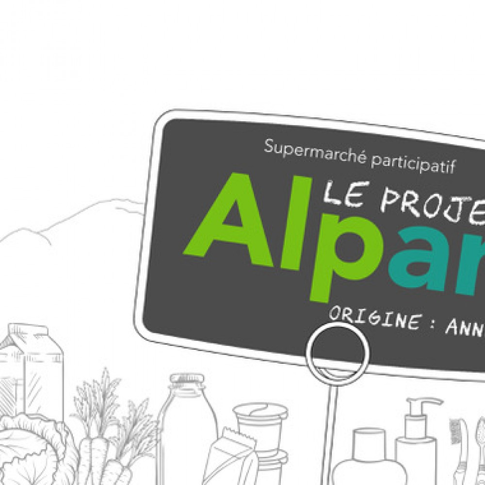 Alpar - Supermarché