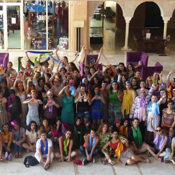 Jeunes Femmes Leaders en Méditerranée