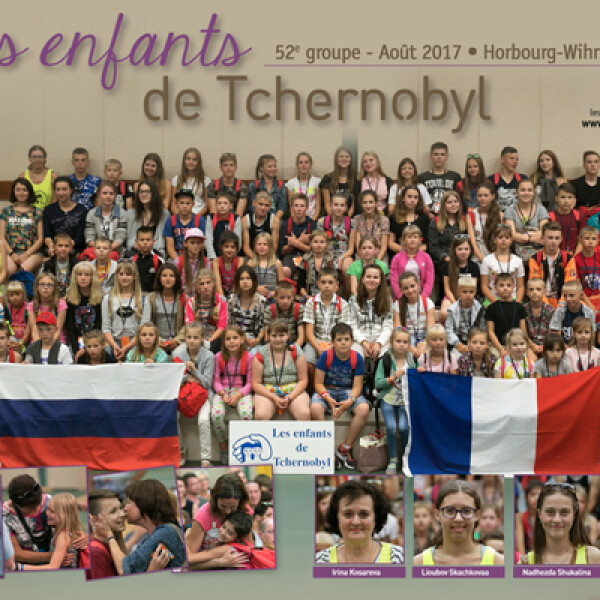 Enfants de Tchernobyl