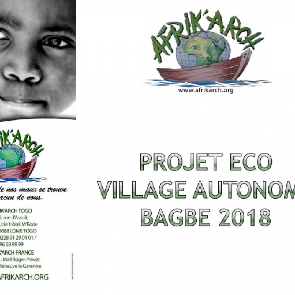 Village autonome au togo