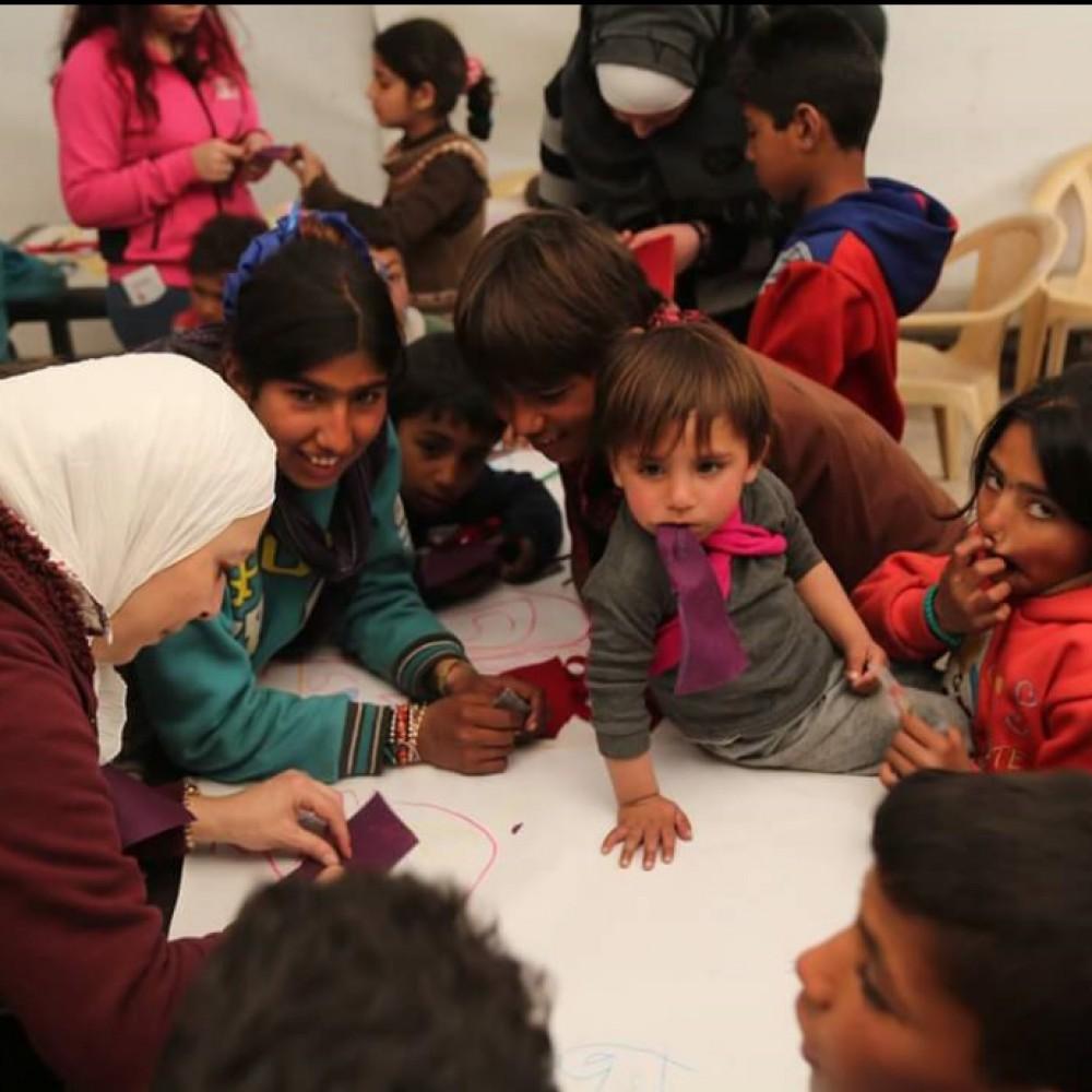 Syrie: enfants des rues
