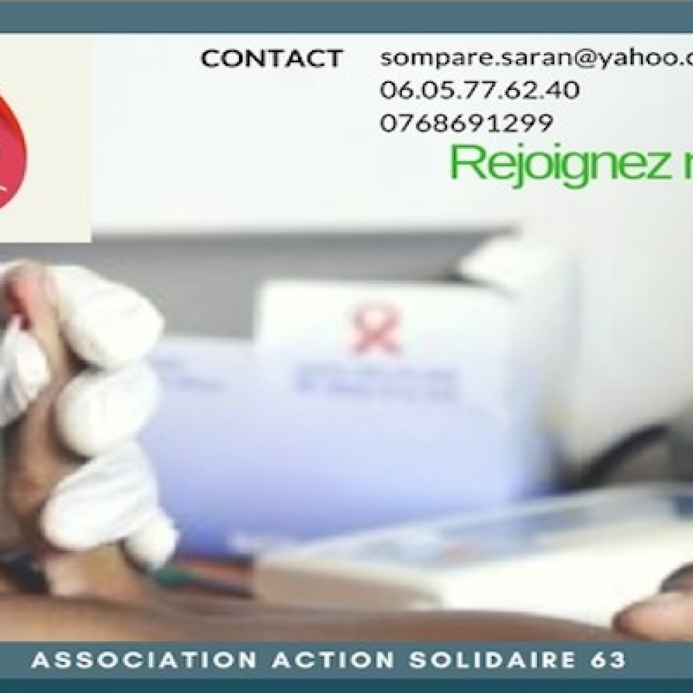 Action solidaire 63
