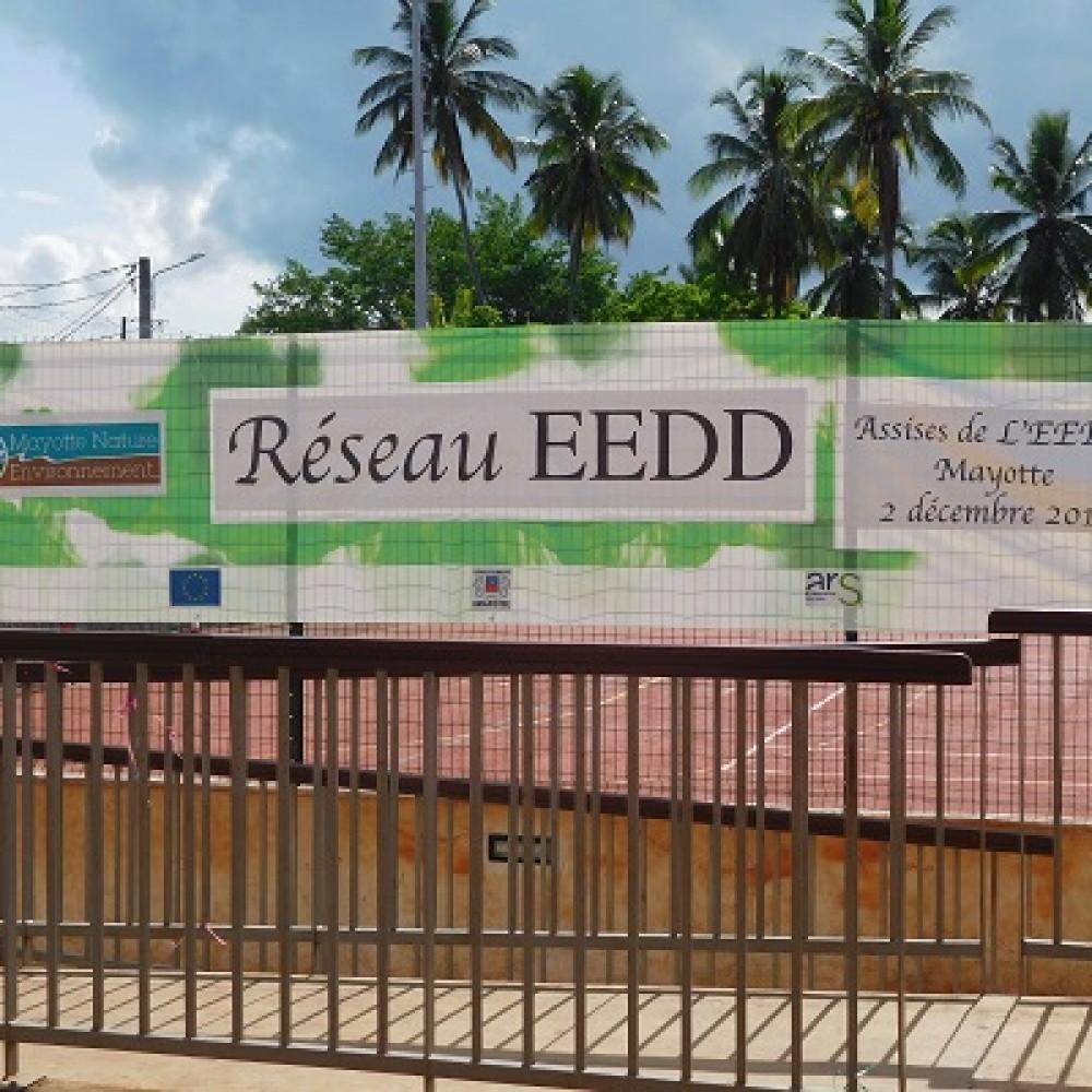 Renforcer le réseau EEDD 976
