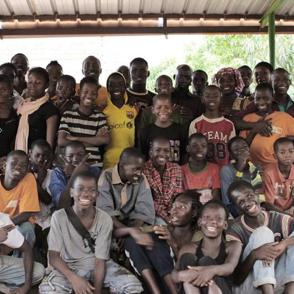 Sinjiya-ton à Bamako