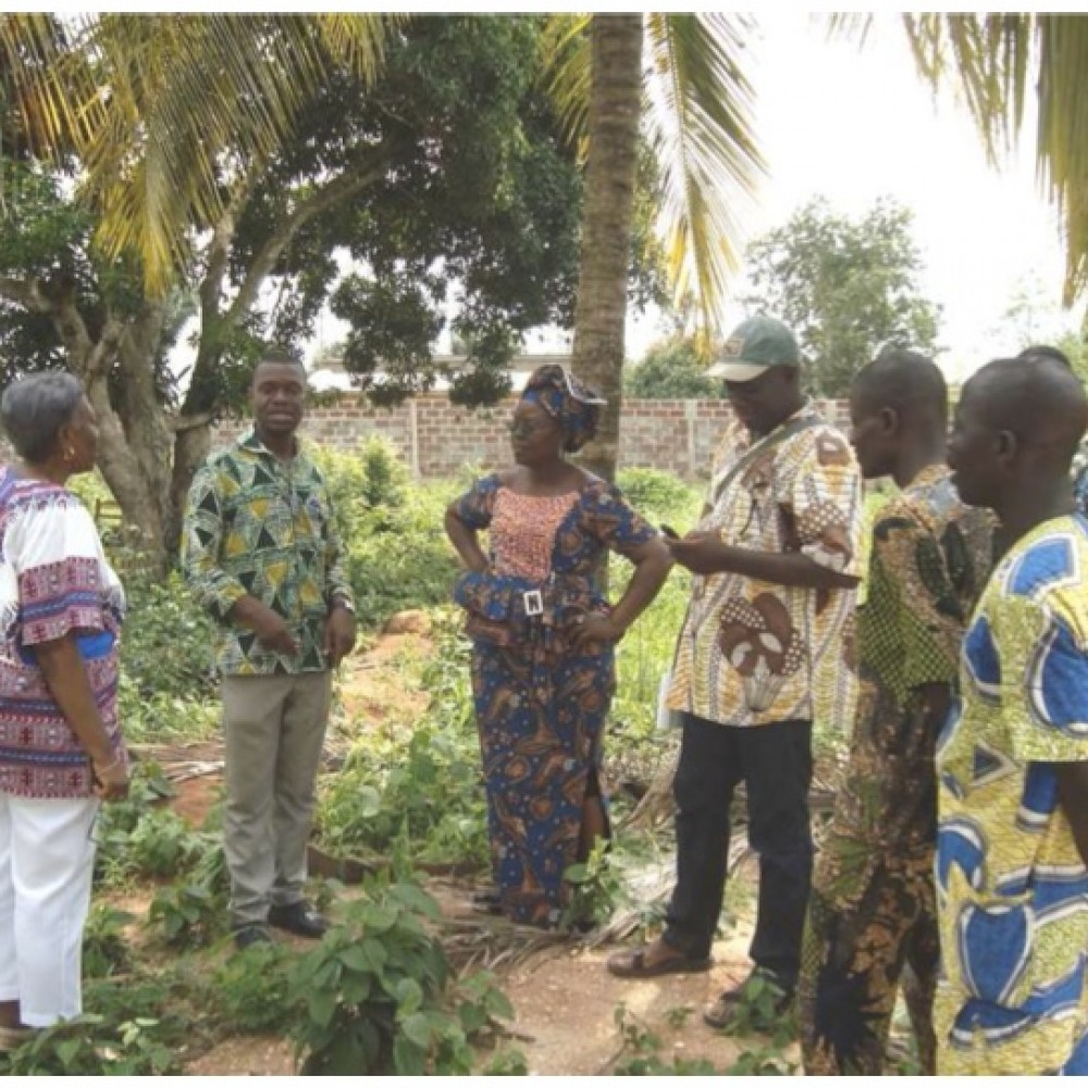 Formation au Bénin