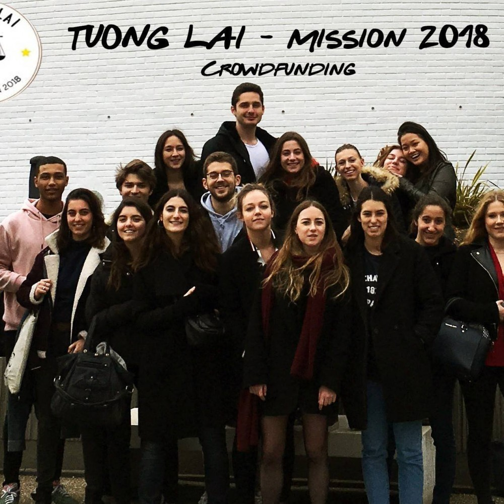 Mission Tuong-Laï 2018