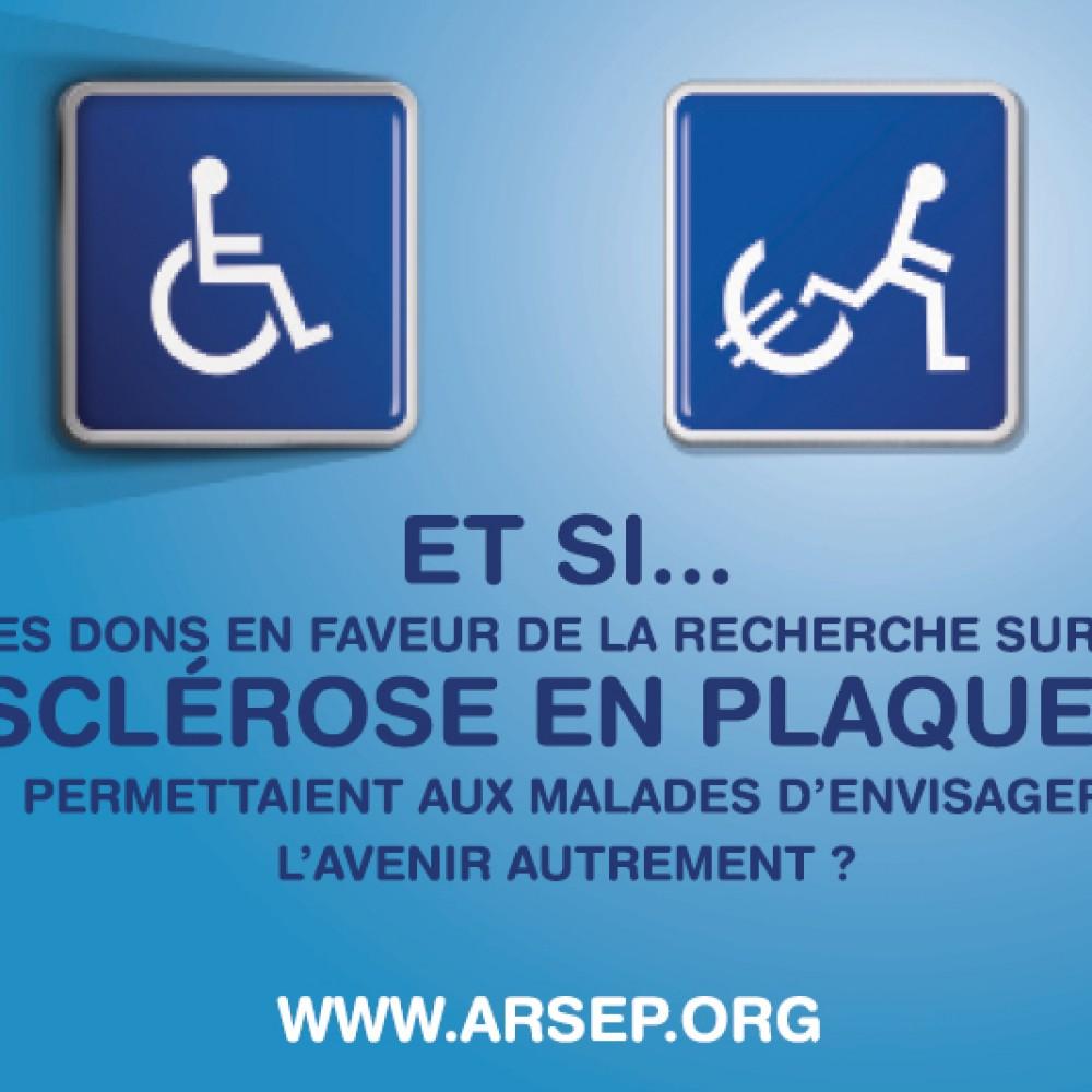 ARSEP sclérose en plaques