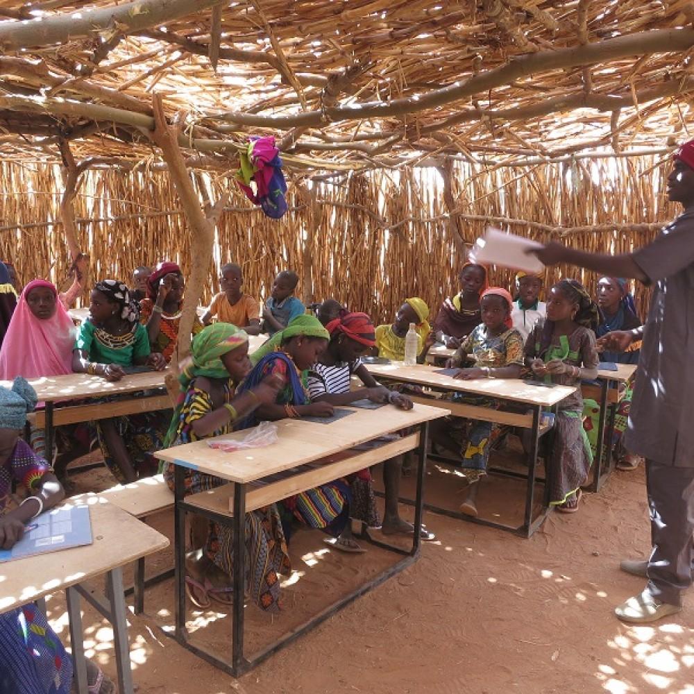 Fredie: la vie au Niger
