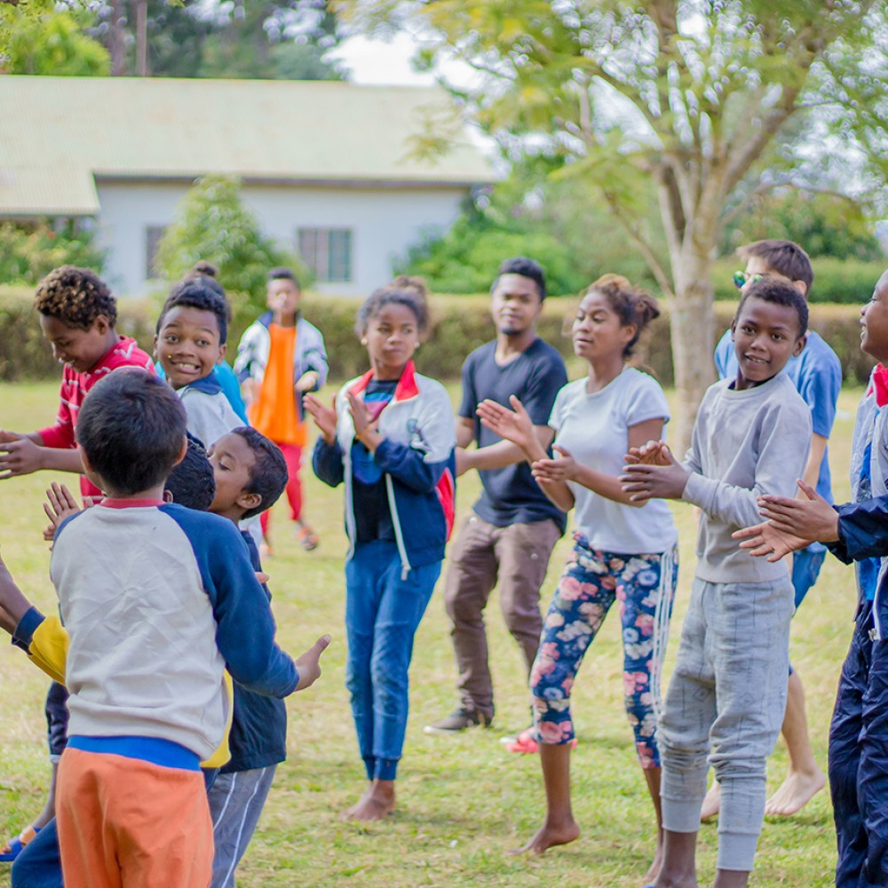 Grandir Ailleurs : protection de l'enfance vulnérable à Madagascar