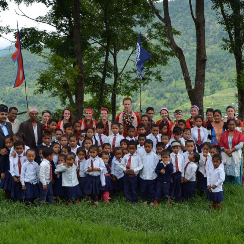 Soutenir les enfants du Népal