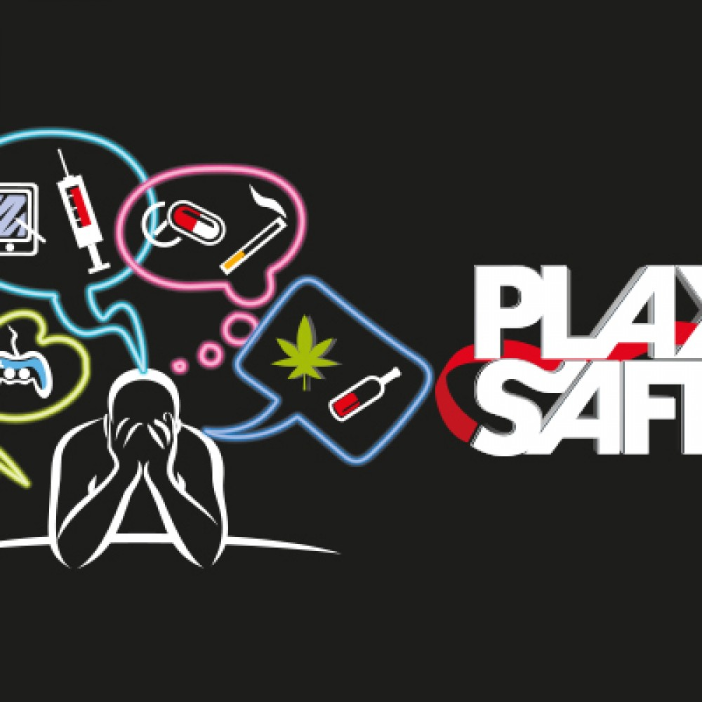Play Safe: e-prevention contre les nouvelles addictons