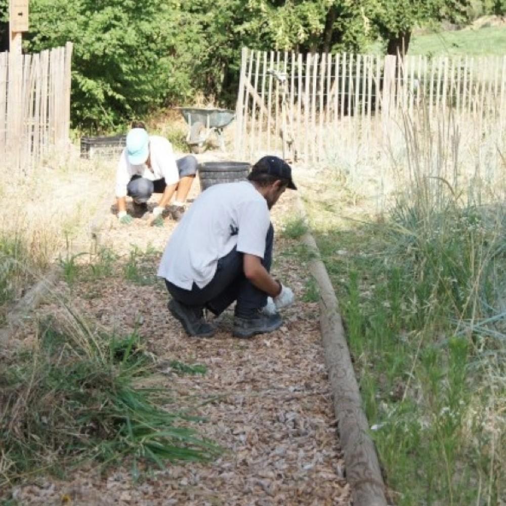 Faire vivre le projet social et environnemental de l'UP Ventoux