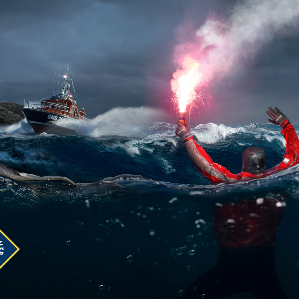 Soutenez les Sauveteurs en Mer - SNSM !