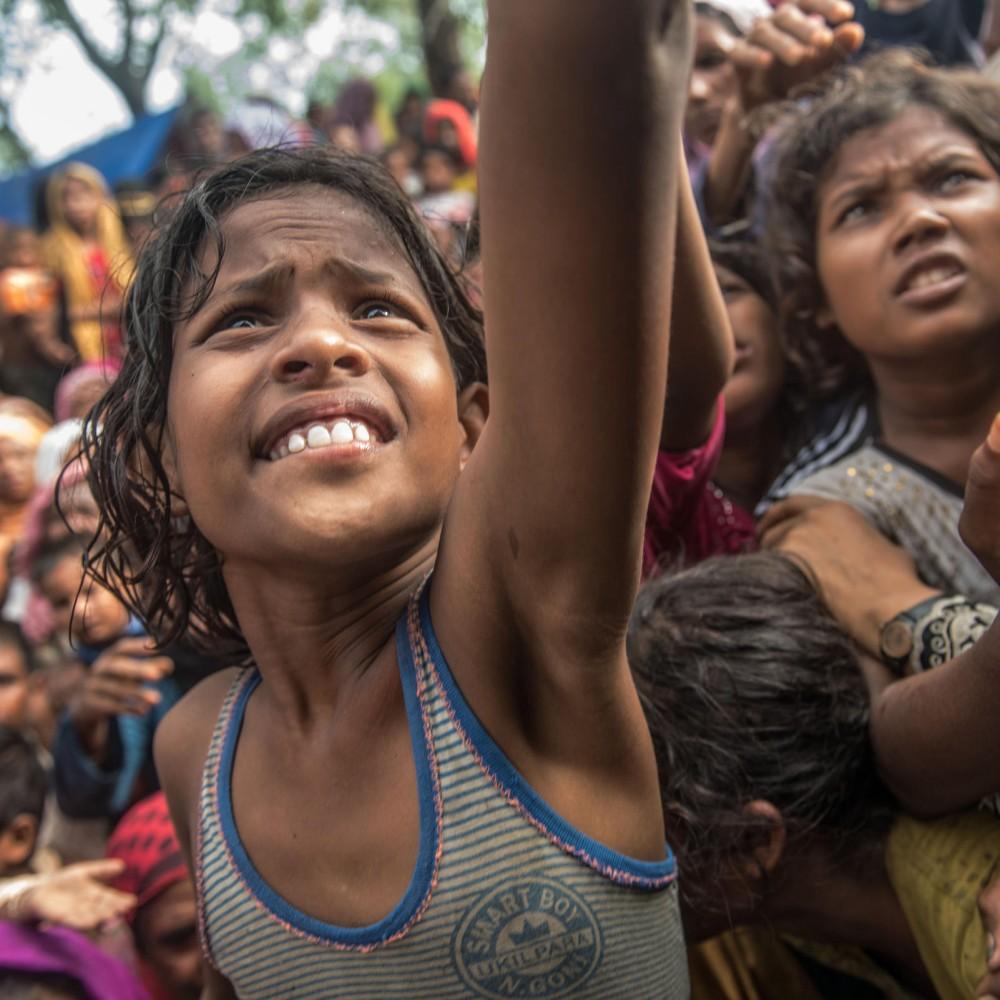 Soutien aux Rohingyas
