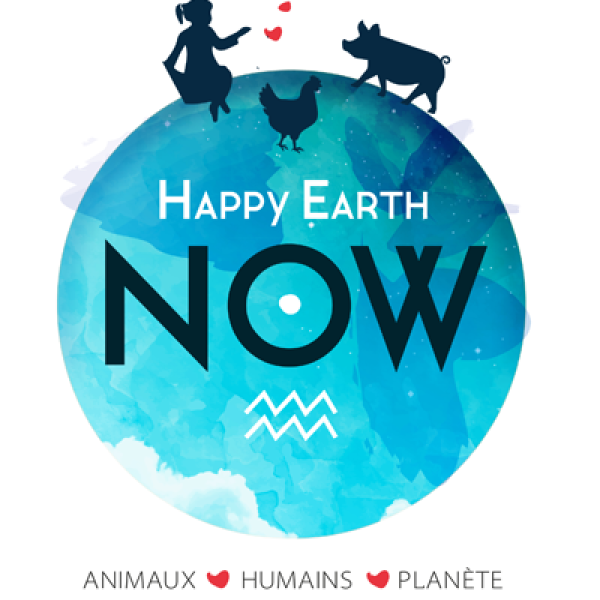 Happy Earth Now