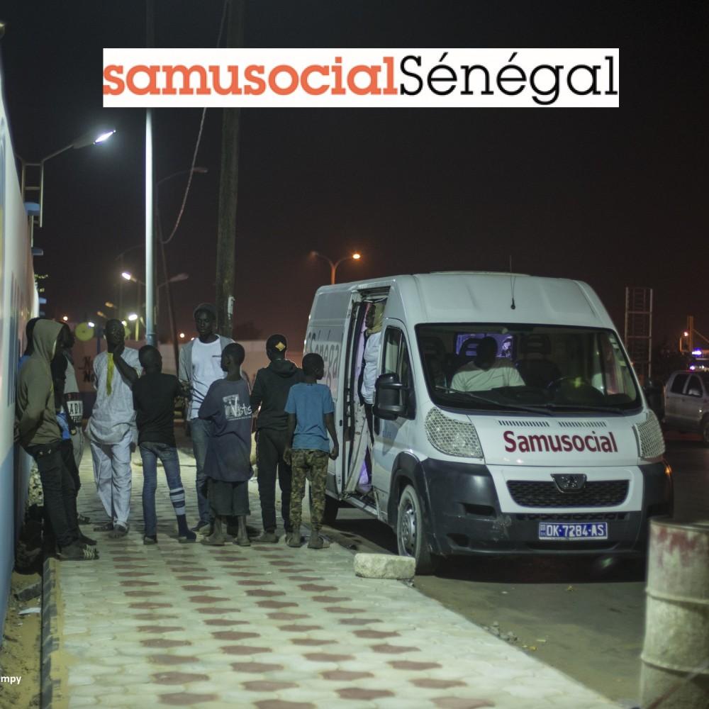 SAMU SOCIAL SÉNÉGAL