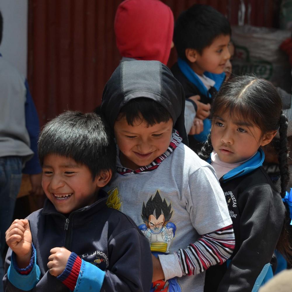 Los Chicos de Cusco