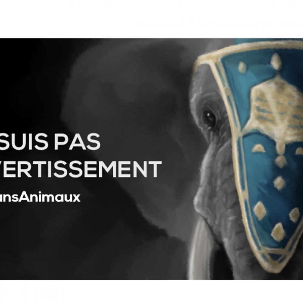 Code Animal pour Mettre fin à l'utilisation des animaux sauvages dans les cirques en France