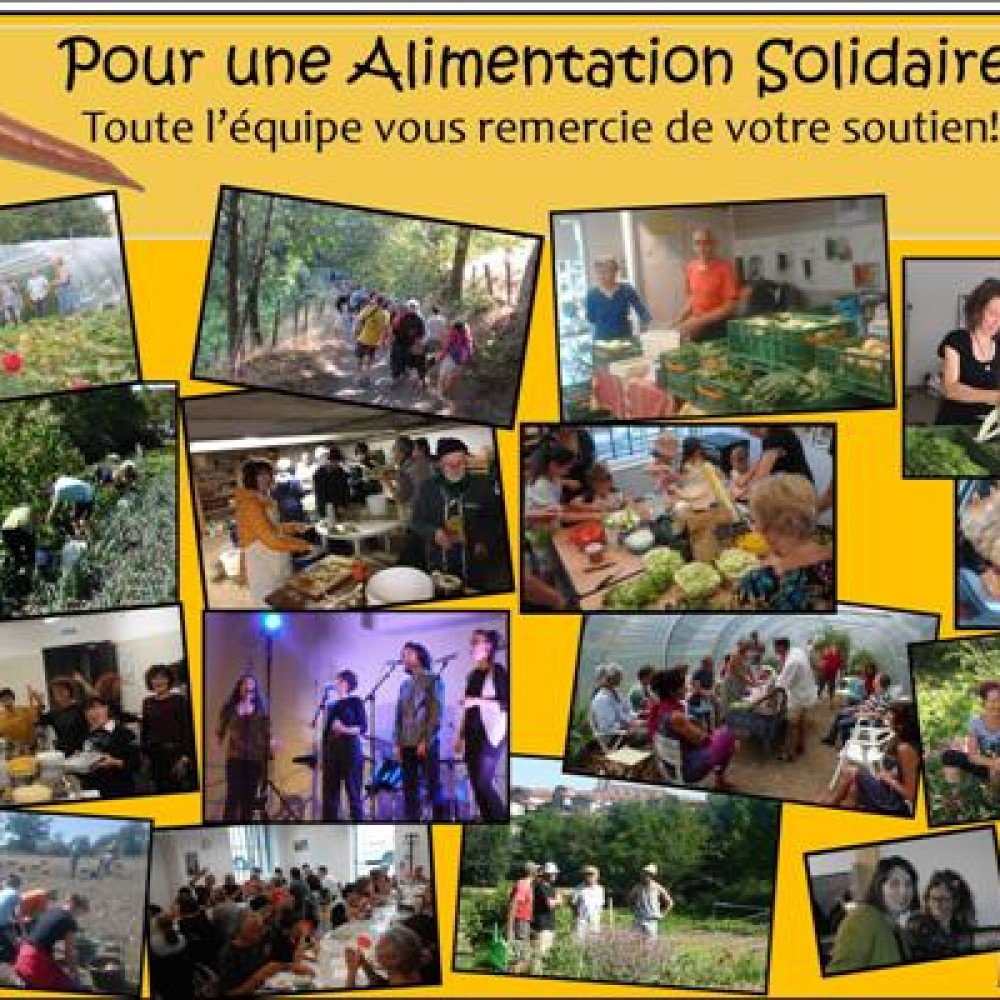Alimentation Solidaire