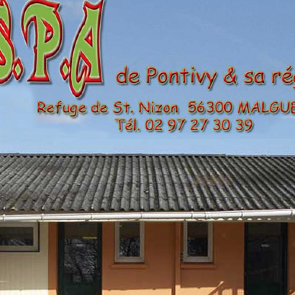 Refuge de Pontivy et sa région