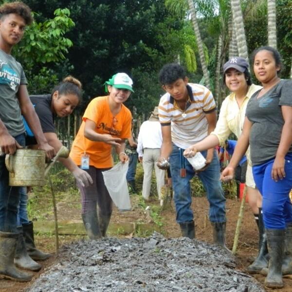 Sécurité alimentaire et nutritionnelle sur la côte Caraïbe du Nicaragua - blueEnergy