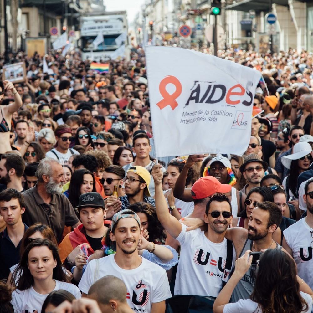 AIDES - Lutte contre le VIH et les hépatites