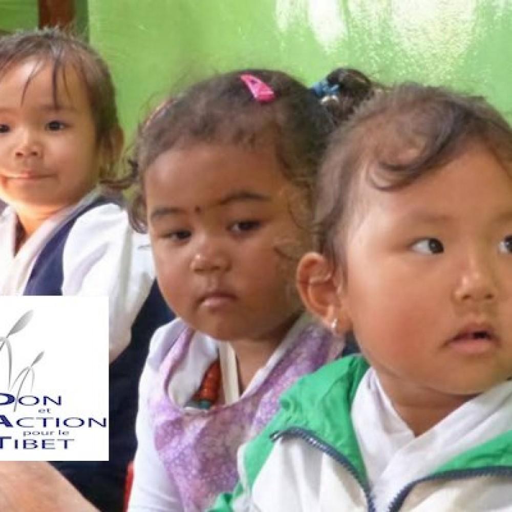 DON ACTION POUR LE TIBET