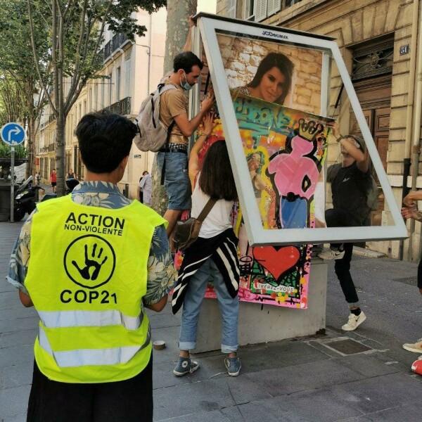 ANV Action non-violente COP21
